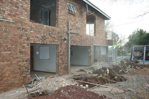Converted existing house to classrooms Raslouw Centurion12