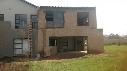 Home extension in Raslouw Manor Estate Centurion16